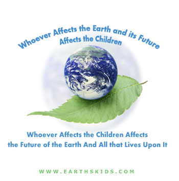 short essay on save environment for kids